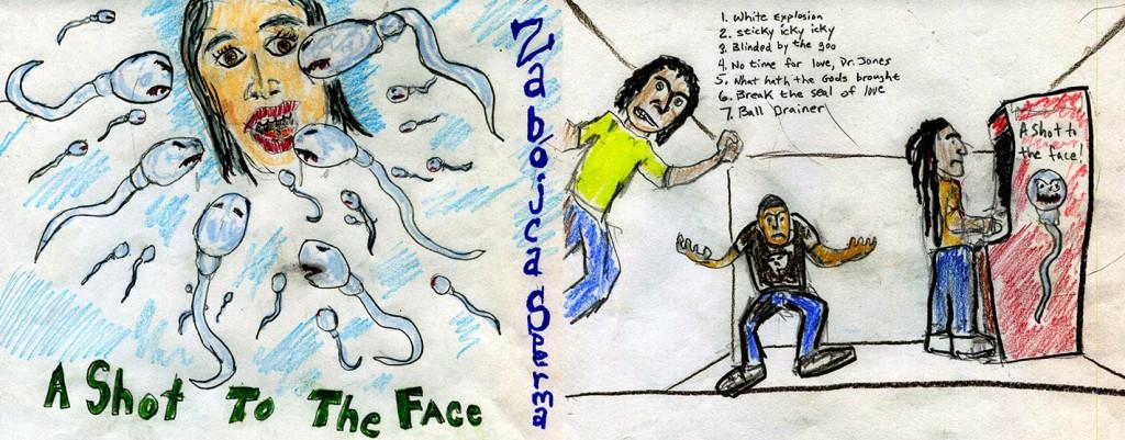 Zabojca Sperma - A Shot To The Face